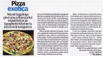 New Indian Express Indulge, November 28, 2014